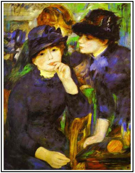 What can i argue about french impressionists?